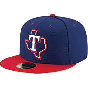 New Era Men's Texas Rangers 59Fifty Diamond Era Royal Fitted Hat
