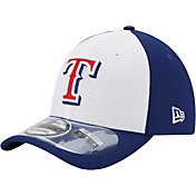 New Era Men's Texas Rangers 39Thirty Diamond Era Flex Hat
