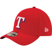 New Era Men's Texas Rangers 39Thirty Classic Red Stretch Fit Hat