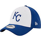 New Era Men's Kansas City Royals 39Thirty 2-Tone Patched Stretch Fit Hat