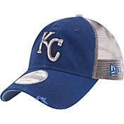New Era Men's Kansas City Royals 9Twenty Rustic Royal Adjustable Hat