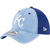 New Era Men's Kansas City Royals 39Thirty Team Front Neo Flex Hat