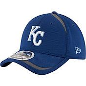 New Era Men's Kansas City Royals 39Thirty Royal Reflectaline Stretch Fit Hat