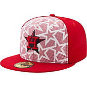 New Era Men's Houston Astros 59Fifty 2016 4th of July Authentic Hat