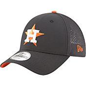 New Era Men's Houston Astros 9Forty Perf Pivot Adjustable Hat