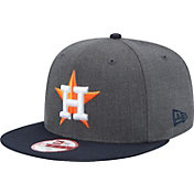 New Era Men's Houston Astros 9Fifty Navy Adjustable Hat