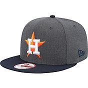 New Era Men's Houston Astros 9Fifty Navy Adjustable Hat