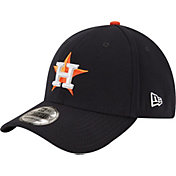New Era Men's Houston Astros 39Thirty Classic Navy Flex Hat