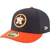 New Era Men's Houston Astros 59Fifty Diamond Era Navy Low Crown Fitted Hat