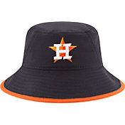 New Era Men's Houston Astros Navy Team Bucket Hat
