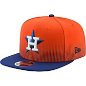 New Era Men's Houston Astros 9Fifty Flow Team Adjustable Hat