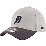 New Era Men's Detroit Tigers 39Thirty Grey Change Up Classic Flex Hat