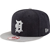 New Era Men's Detroit Tigers 9Fifty Heather Action Adjustable Hat