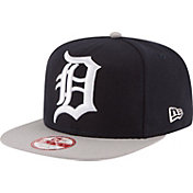 New Era Men's Detroit Tigers 9Fifty Grand Logo Adjustable Hat