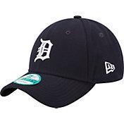 New Era Men's Detroit Tigers 9Forty League Navy Adjustable Hat