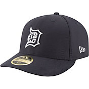 New Era Men's Detroit Tigers 59Fifty Diamond Era Navy Low Crown Fitted Hat
