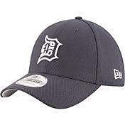 New Era Men's Detroit Tigers 39Thirty Diamond Era Navy Flex Hat
