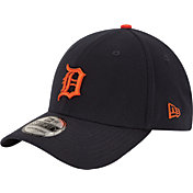 New Era Men's Detroit Tigers 39Thirty Alternate Classic Navy Flex Hat