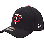 New Era Men's Minnesota Twins 39Thirty Classic Navy Stretch Fit Hat