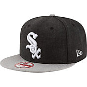 New Era Men's Chicago White Sox 9Fifty Heather Action Adjustable Hat