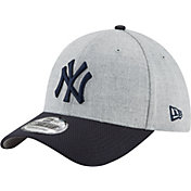 New Era Men's New York Yankees 39Thirty Change Up Redux Grey Flex Hat