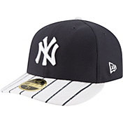 New Era Men's New York Yankees 59Fifty Diamond Era Navy Low Crown Fitted Hat