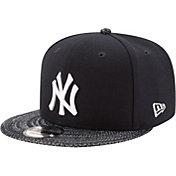 New Era Men's New York Yankees 9Fifty Visor Fresh Navy Adjustable Hat