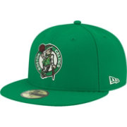 New Era Men's Boston Celtics 59Fifty Kelly Green Fitted Hat