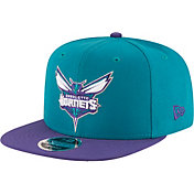 New Era Men's Charlotte Hornets 9Fifty Adjustable Snapback Hat