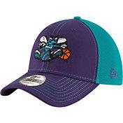 New Era Men's Charlotte Hornets 39Thirty Flex Hat