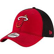 New Era Men's Miami Heat 39Thirty Flex Hat