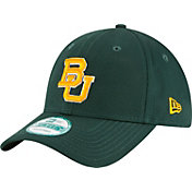 New Era Men's Baylor Bears Green The League 9Forty Adjustable Hat