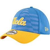 New Era Men's UCLA Bruins True Blue/Gold NE 15 Stars 39Thirty Performance Hat