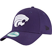 New Era Men's Kansas State Wildcats Purple The League 9Forty Adjustable Hat