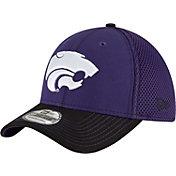 New Era Men's Kansas State Wildcats Team Front Purple/Black Neo 39Thirty Hat