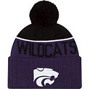 New Era Men's Kansas State Wildcats Purple/Black NE 15 Sport Knit Beanie