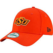 New Era Men's Oklahoma State Cowboys Orange The League 9Forty Adjustable Hat