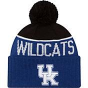 New Era Men's Kentucky Wildcats Blue/Black NE 15 Sport Knit Beanie