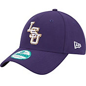 New Era Men's LSU Tigers Purple 9Forty League Adjustable Hat