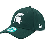 New Era Men's Michigan State Spartans Green League 9Forty Hat