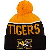 New Era Men's Missouri Tigers Black/Gold NE 15 Sport Knit Beanie