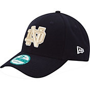 New Era Men's Notre Dame Fighting Irish Navy 9Forty League Adjustable Hat