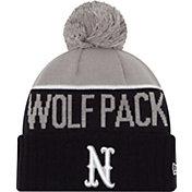 New Era Men's Nevada Wolf Pack Blue/Silver NE 15 Sport Knit Beanie