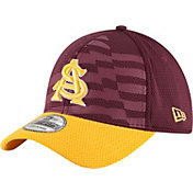 New Era Men's Arizona State Sun Devils Maroon/Gold NE 15 Stars 39Thirty Performance Hat