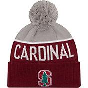New Era Men's Stanford Cardinal NE 15 Sport Cardinal/Grey Knit Beanie