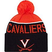New Era Men's Virginia Cavaliers Blue/Orange NE 15 Sport Knit Beanie
