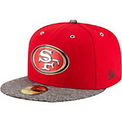 New Era Men's San Francisco 49ers 2016 NFL Draft 59Fifty Red Fitted Hat