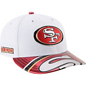 New Era Men's San Francisco 49ers 2017 NFL Draft 59Fifty Fitted White Hat