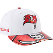 New Era Men's Tampa Bay Buccaneers 2017 NFL Draft 59Fifty Fitted White Hat