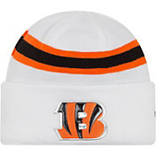 New Era Men's Cincinnati Bengals Color Rush 2016 On-Field Knit Hat